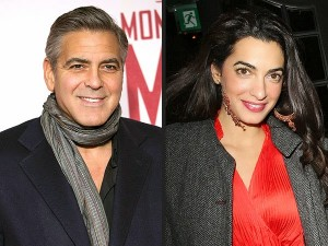 George Clooney Engaged