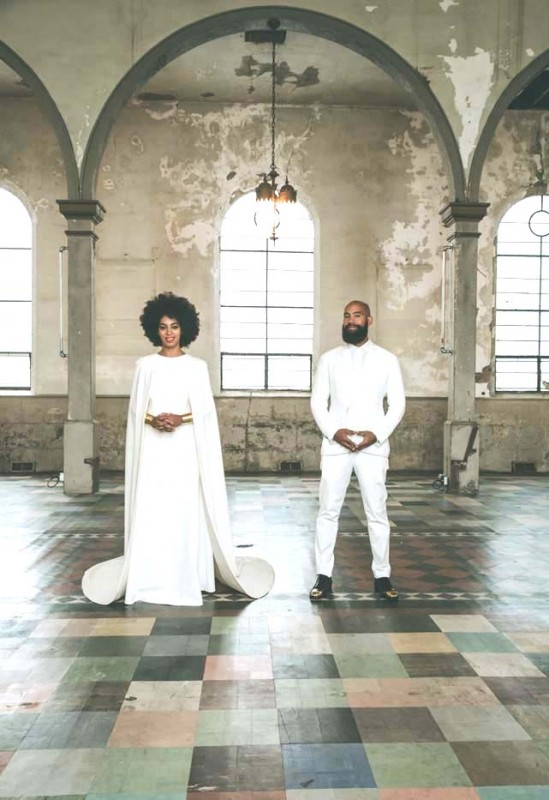Rog Walker Solange Wedding