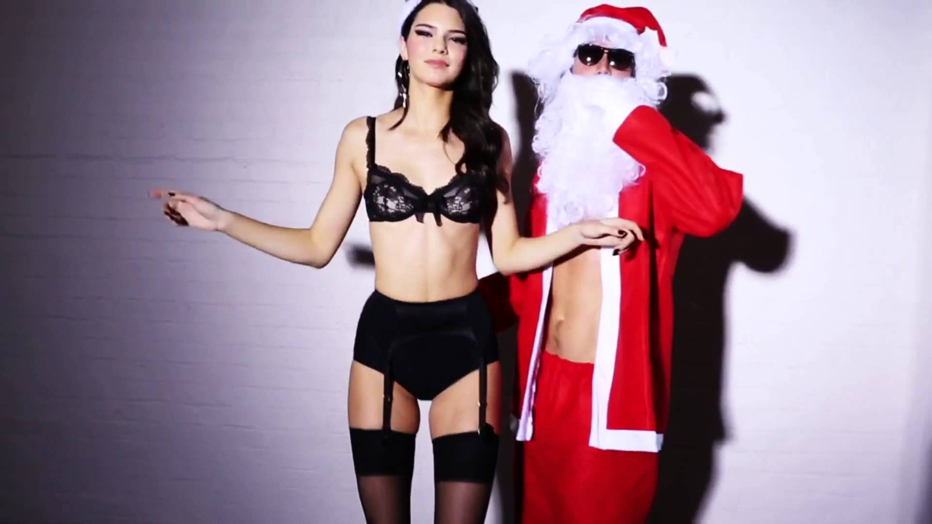 Kendall Jenner Gets Naughty For Love Mag