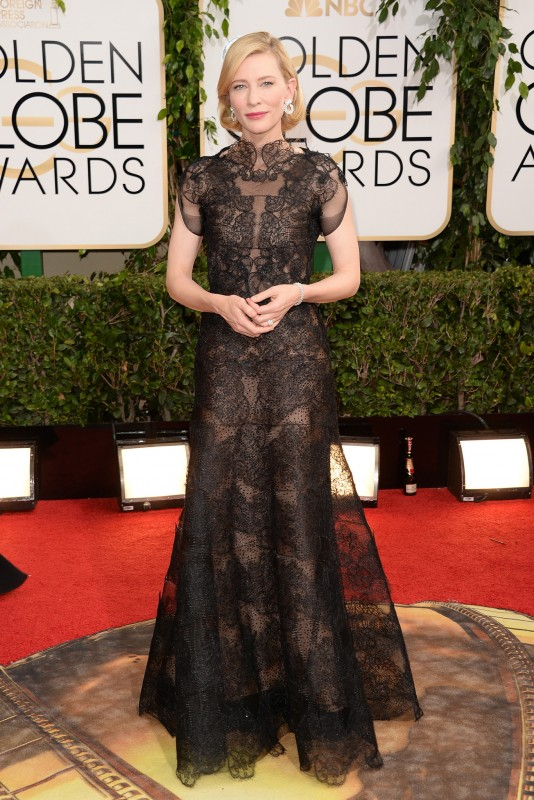 Cate Golden Globes