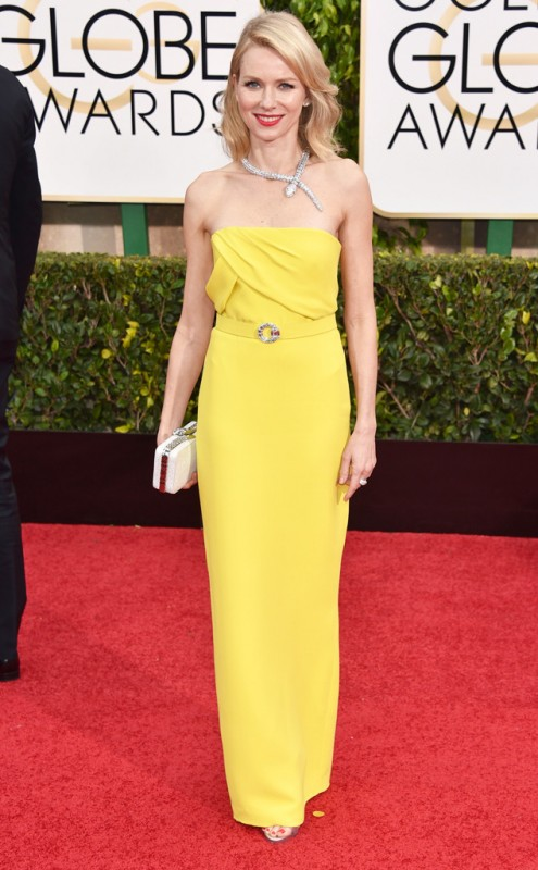 Naomi Watts Golden Globes Best