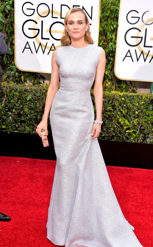 Diane Kruger Golden Globes Best