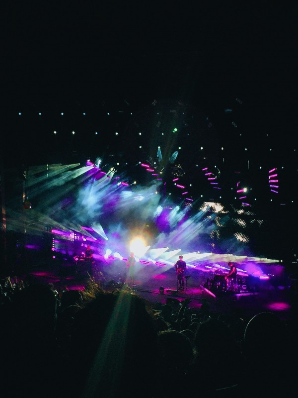 Alt-j Red Rocks
