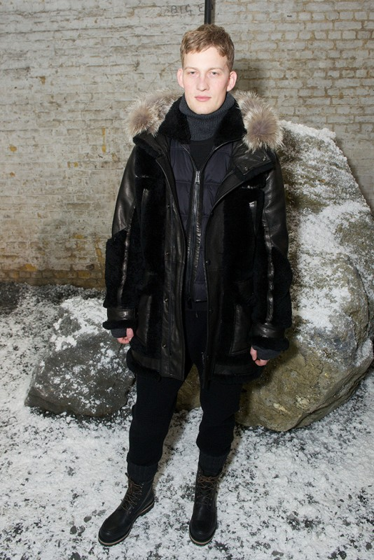 Belstaff Men's Fall 2016