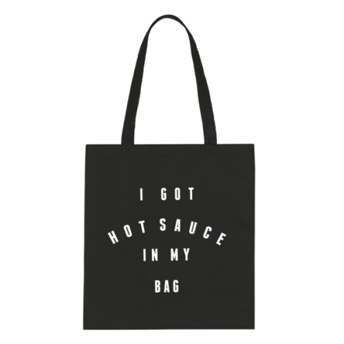 Conversational Tote