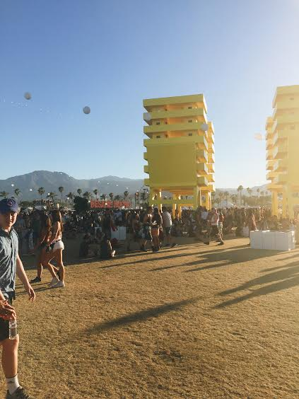 Coachella Artwork