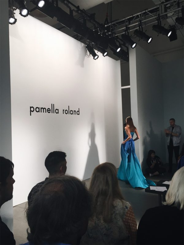 Pamella Roland Spring Summer 2018 New York Fashion Week