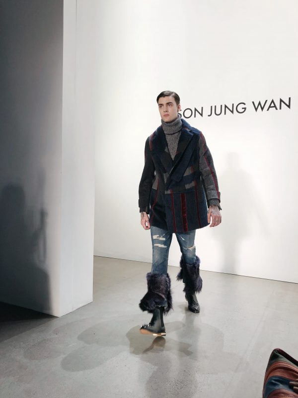 Son Jung Wan Fall/Winter 2018
