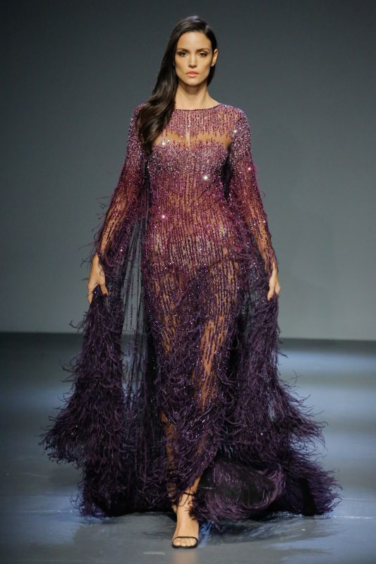 Pamella Roland Fall Winter 2018