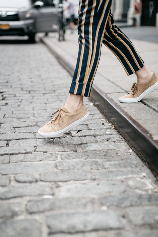 Suede Common Projects